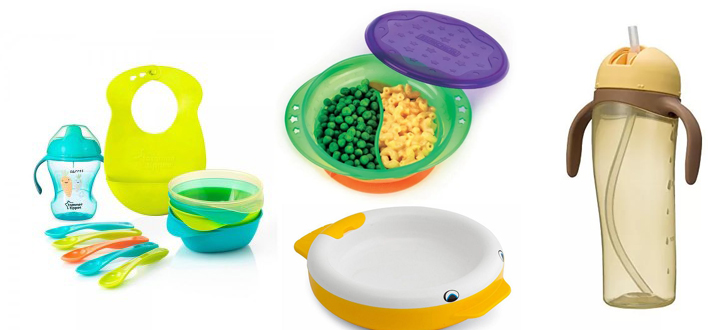 Посуда для первого прикорма грудничка