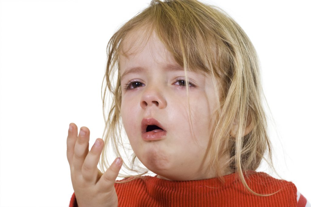 Ларингит у ребёнка: эффективные методы лечения