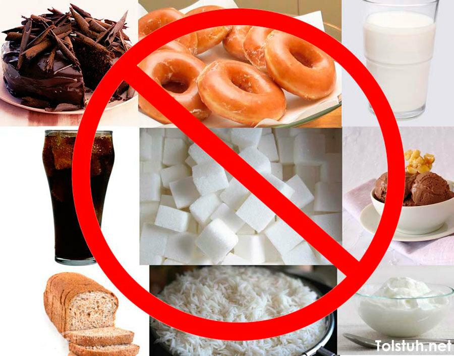 Какие продукты запрещены ребенку до года