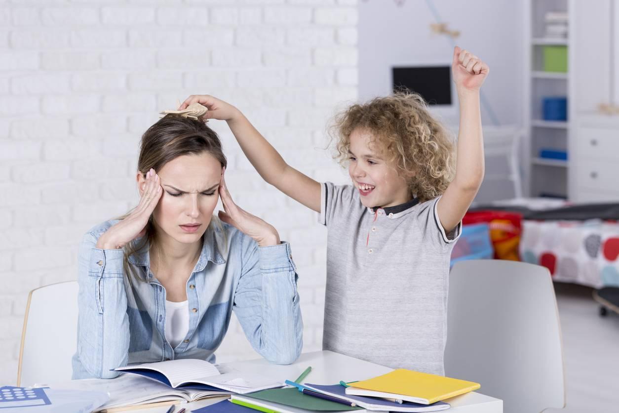 Бесит ребенок: почему и что делать