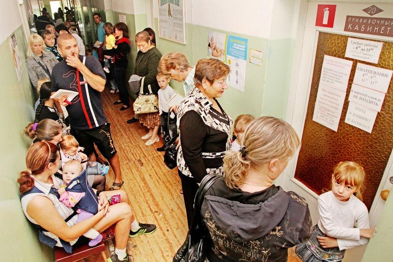 7 ситуаций в детской поликлинике, которые вызывают раздражение, но с которыми нужно смириться