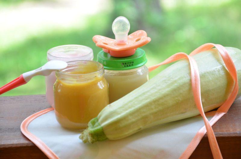 Кабачок для первого прикорма: как выбрать и приготовить, как давать ребёнку и другие нюансы + видео