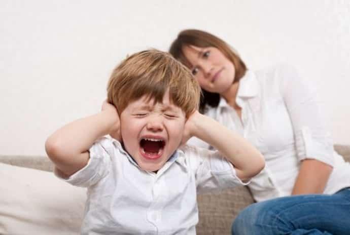 Детский стресс: иногда в нем виноваты сами родители