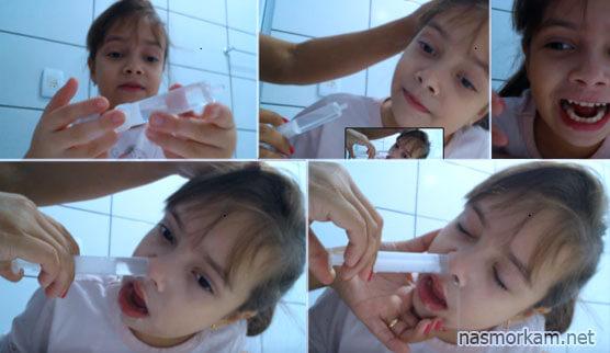 Промывание носа кукушка: методы проведения, противопоказания | food and health