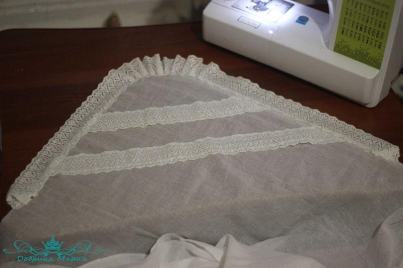 Одеяло на выписку своими руками, как сшить зимний конверт на выписку для новорожденного