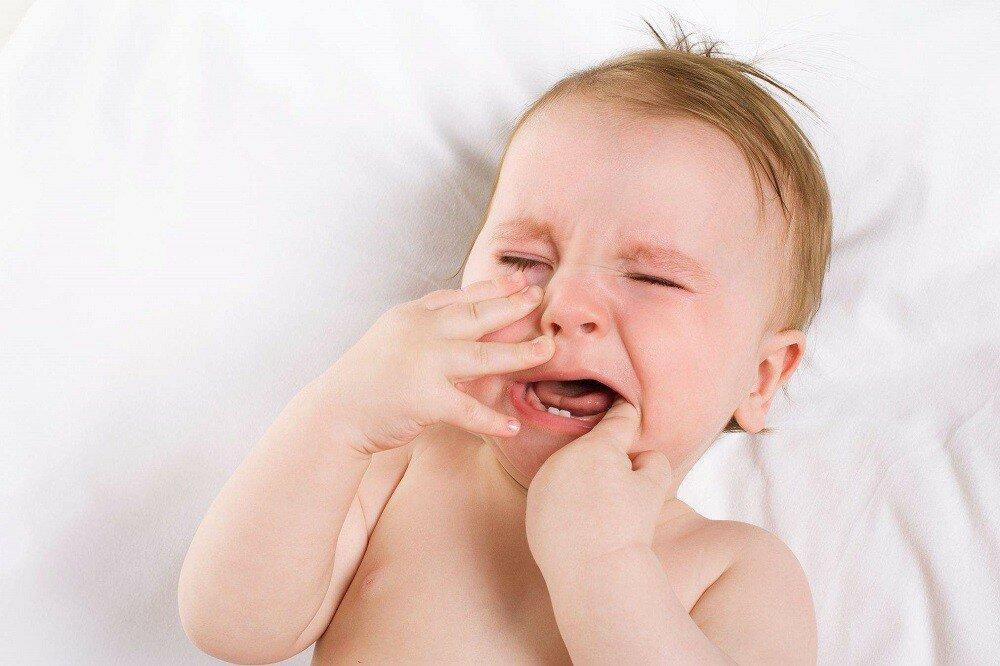 Обильное слюноотделение у детей: норма и отклонения