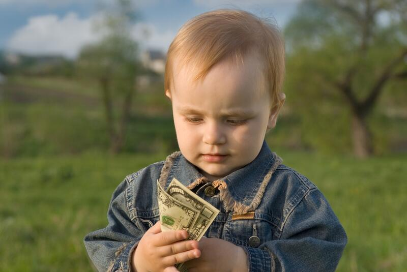 Давать ли детям деньги? советы финансиста и многодетного отца