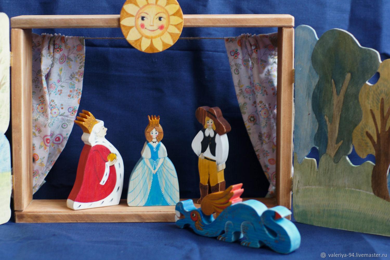 Сценарии кукольных спектаклей, страница 4