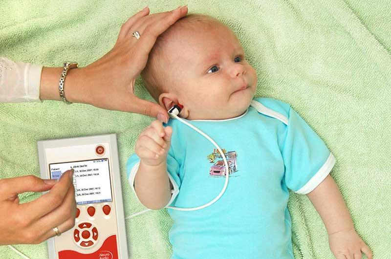 Проверка слуха у новорожденного или аудиологический скрининг