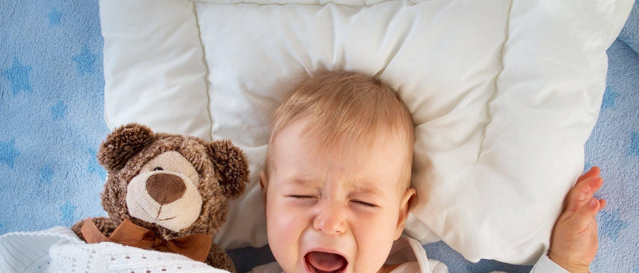 Ребенок кричит ночью