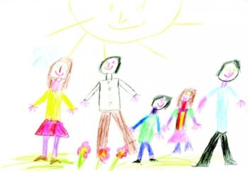 Что рисуют дети, и когда нужен детский психолог