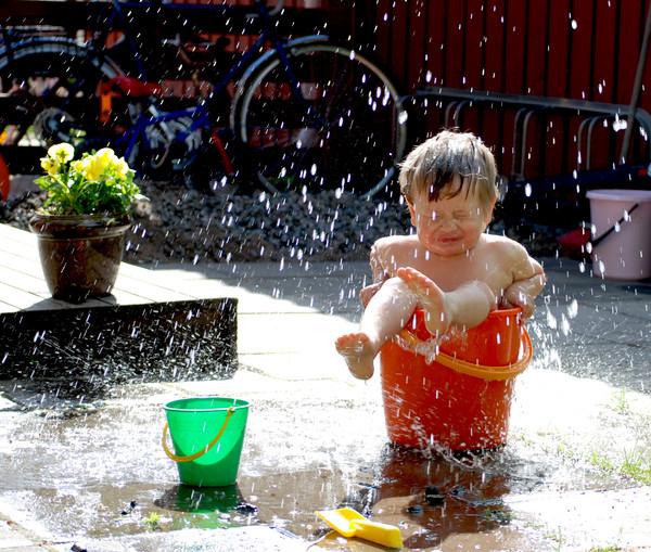 Ребенку постоянно жарко - здоровье мира