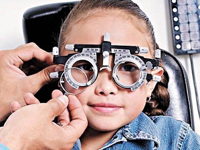 Миопия у детей школьного и дошкольного возраста: 10 методов лечения, витаминные препараты