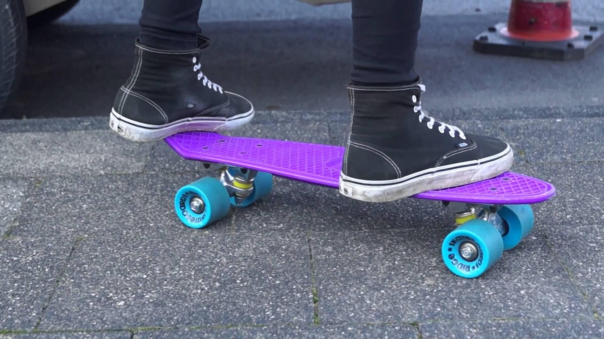 В чем сходство и чем отличаются пенни борд от скейтборда