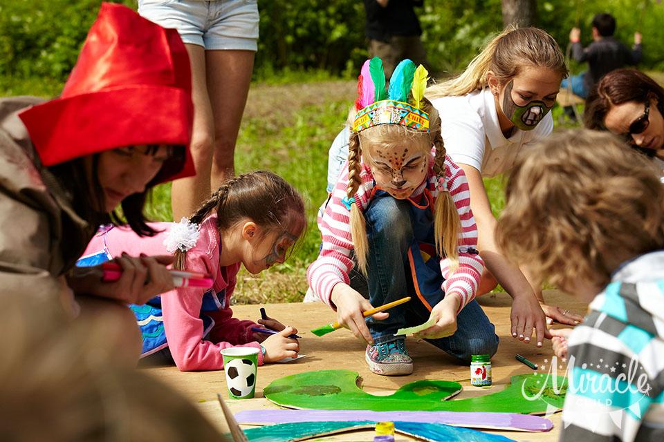 Игры и конкурсы на день рождения ребенка 5-7 лет