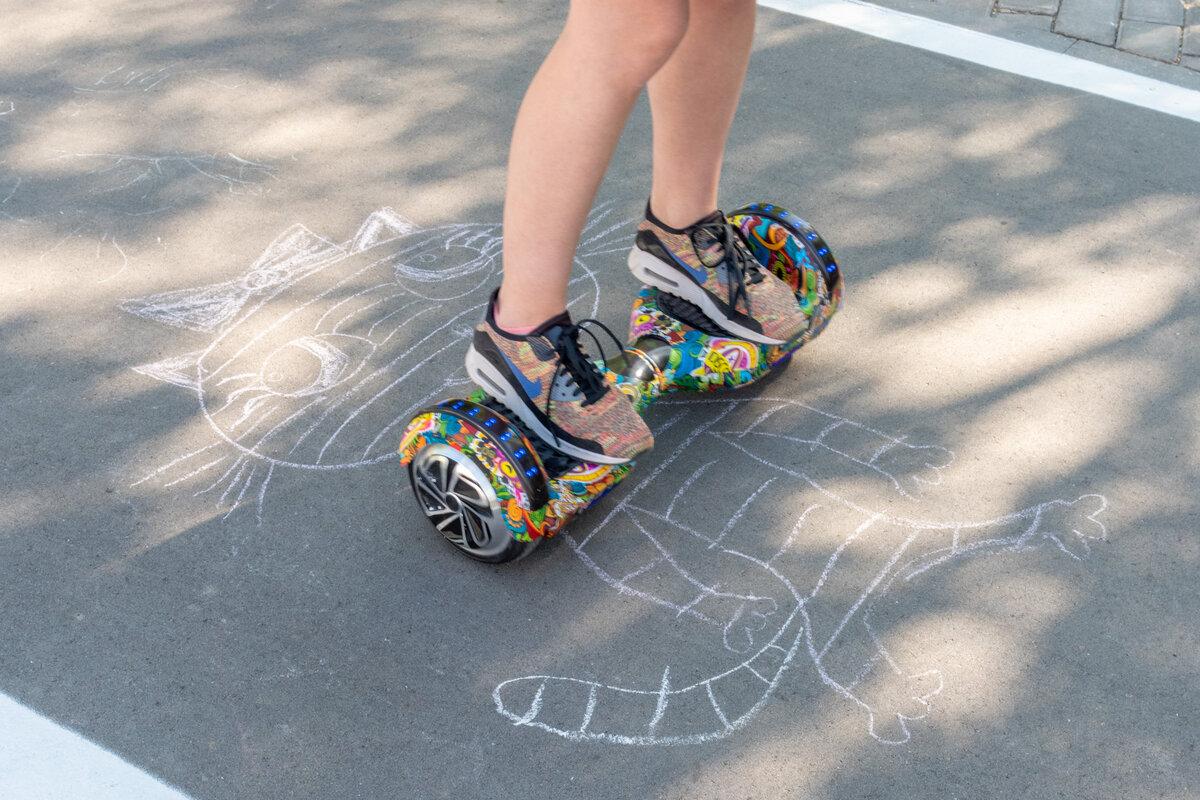 Гироскутер для детей 5-6 лет: как выбрать детский гироскутер для девочек или мальчиков?