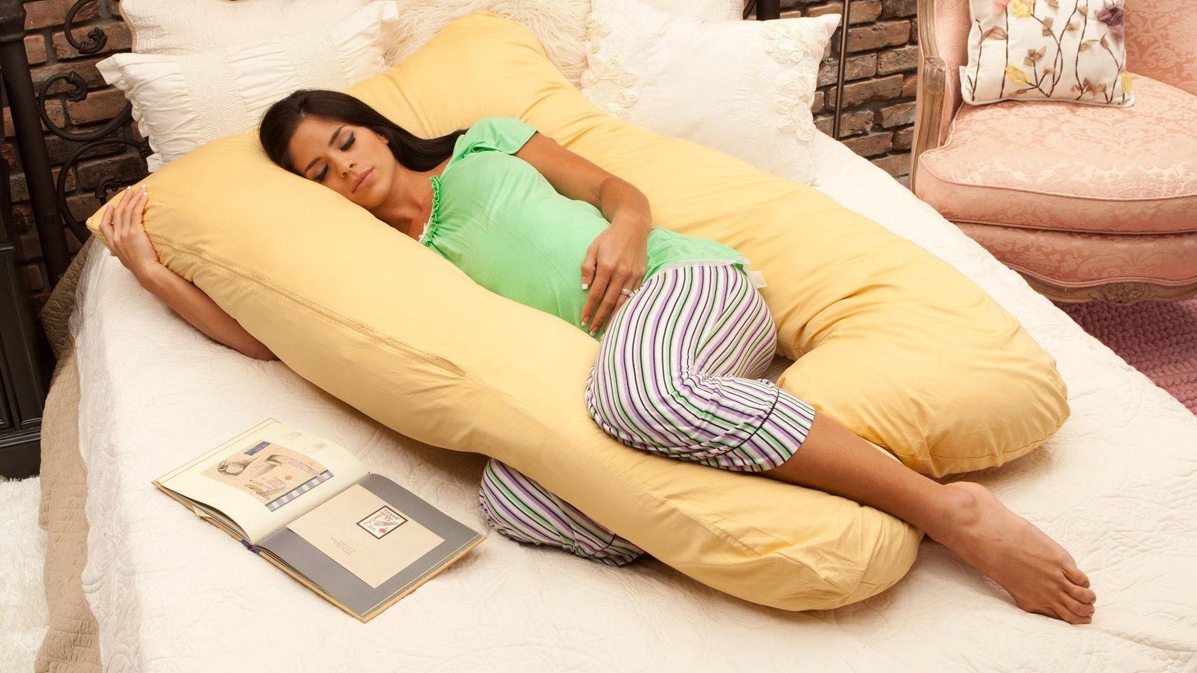 Как спать беременным: всё про сон