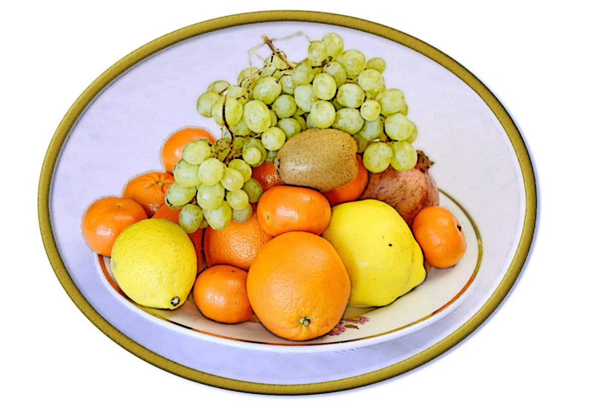 Самые полезные зимние фрукты - какие фрукты полезны зимой