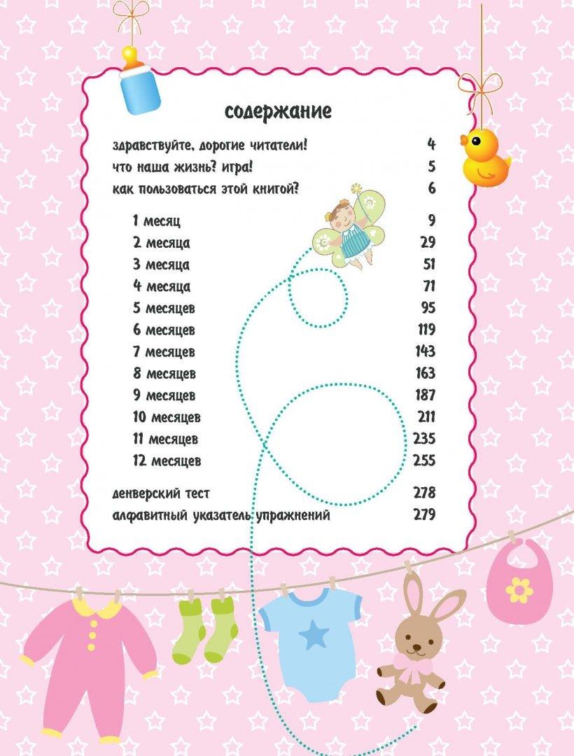 Дневник развития ребенка
