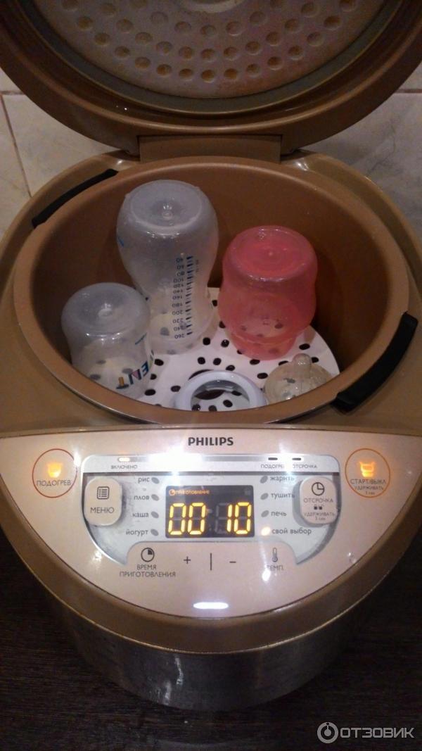 Как стерилизовать бутылочки для малютки в микроволновке и мультиварке