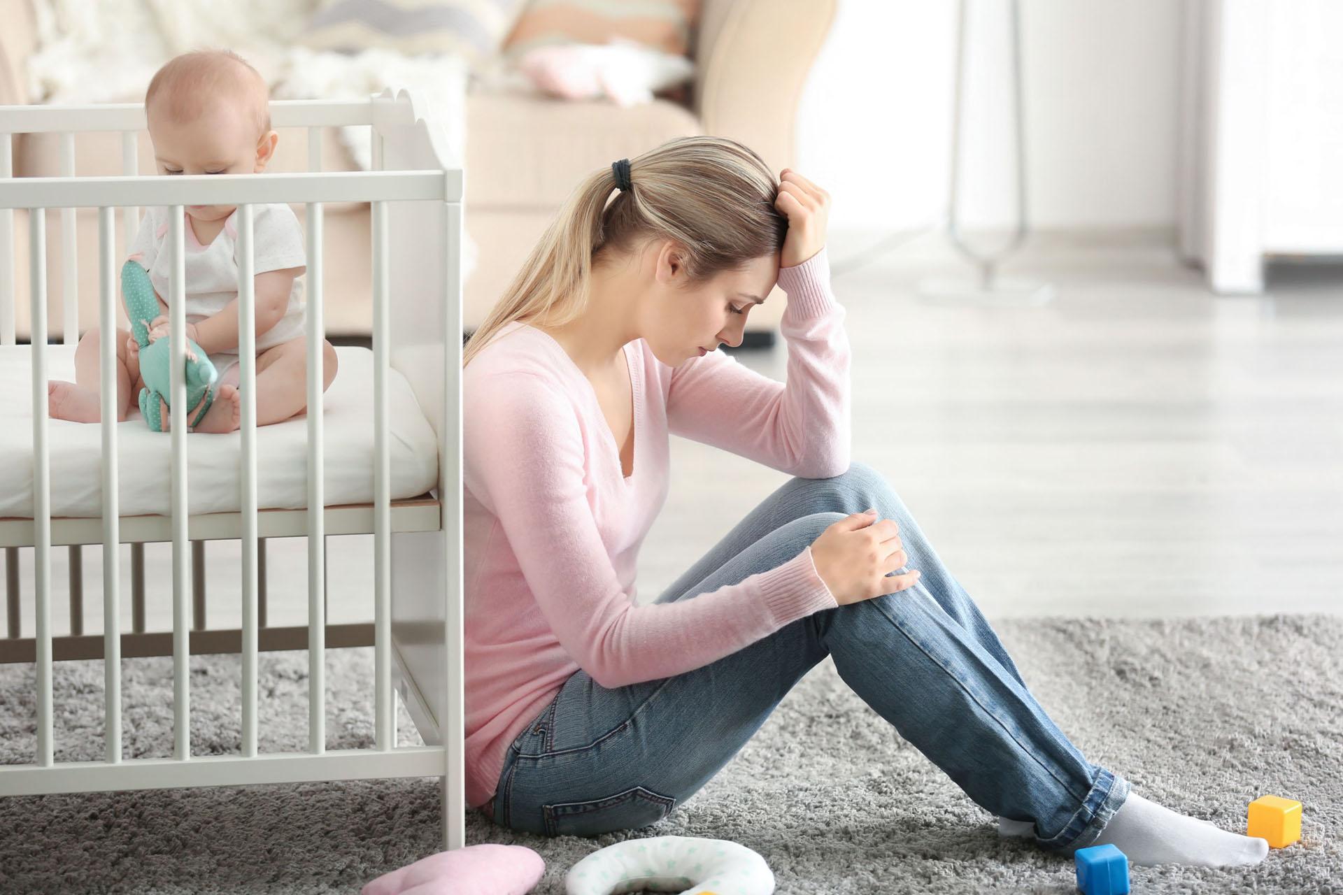 Послеродовая депрессия (симптомы, как справиться?)
