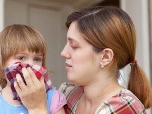 Как определить и вылечить гайморит у ребенка