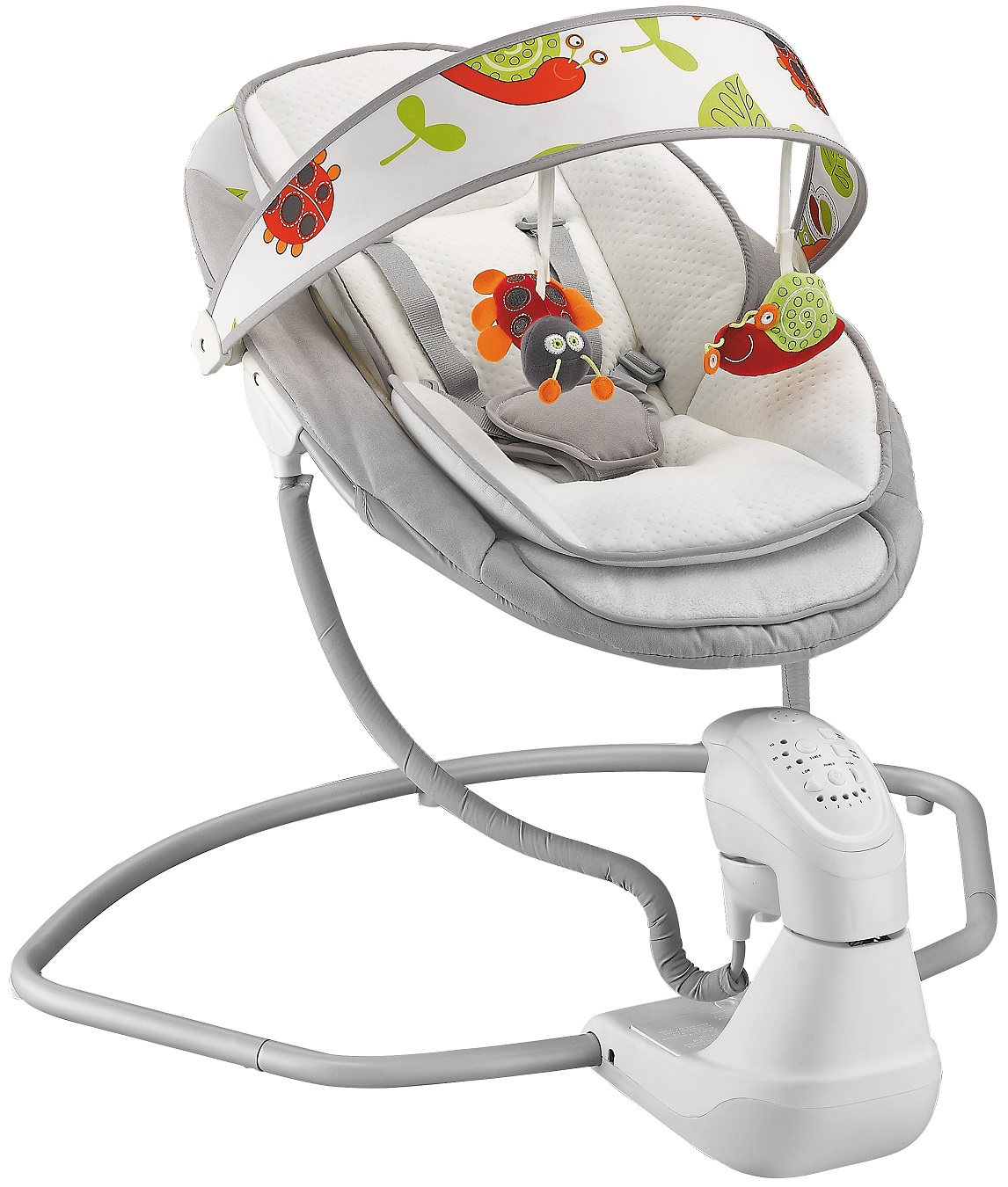 Все за и против электрокачелей для новорождённых — обзор лучших моделей с отзывами врачей и родителей