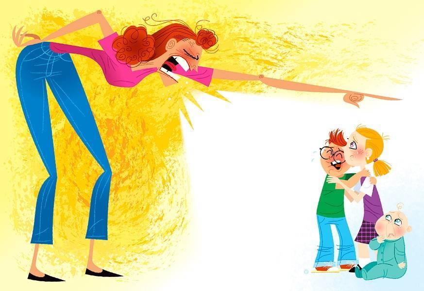 Как перестать кричать на ребёнка: советы, помогающие избавиться от вредной привычки