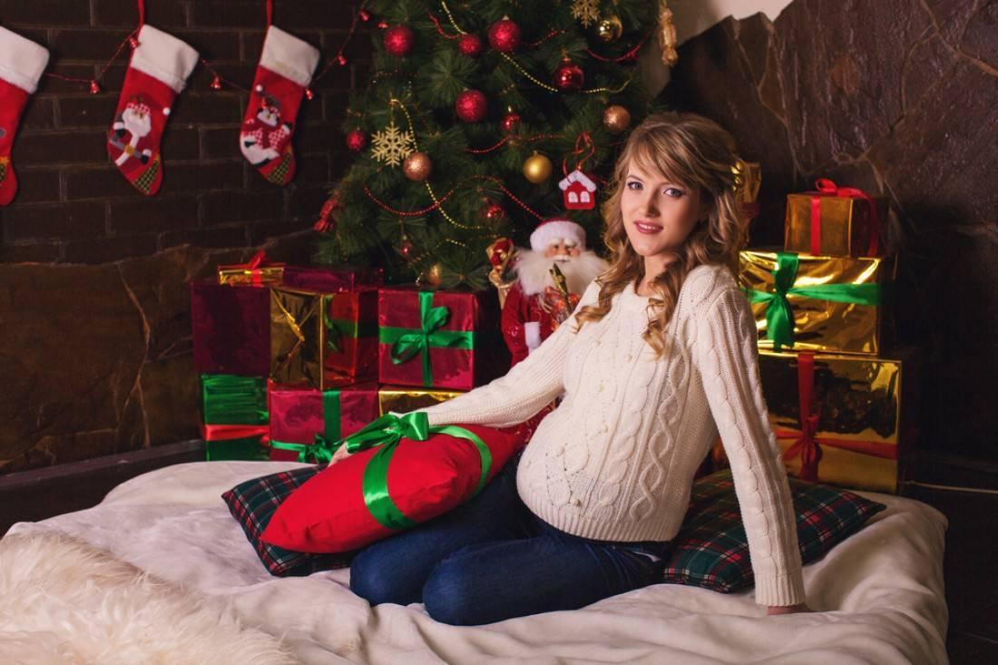 """Новый год: какие 7 кошмаров могут """"поджидать"""" беременных в праздничные дни"""