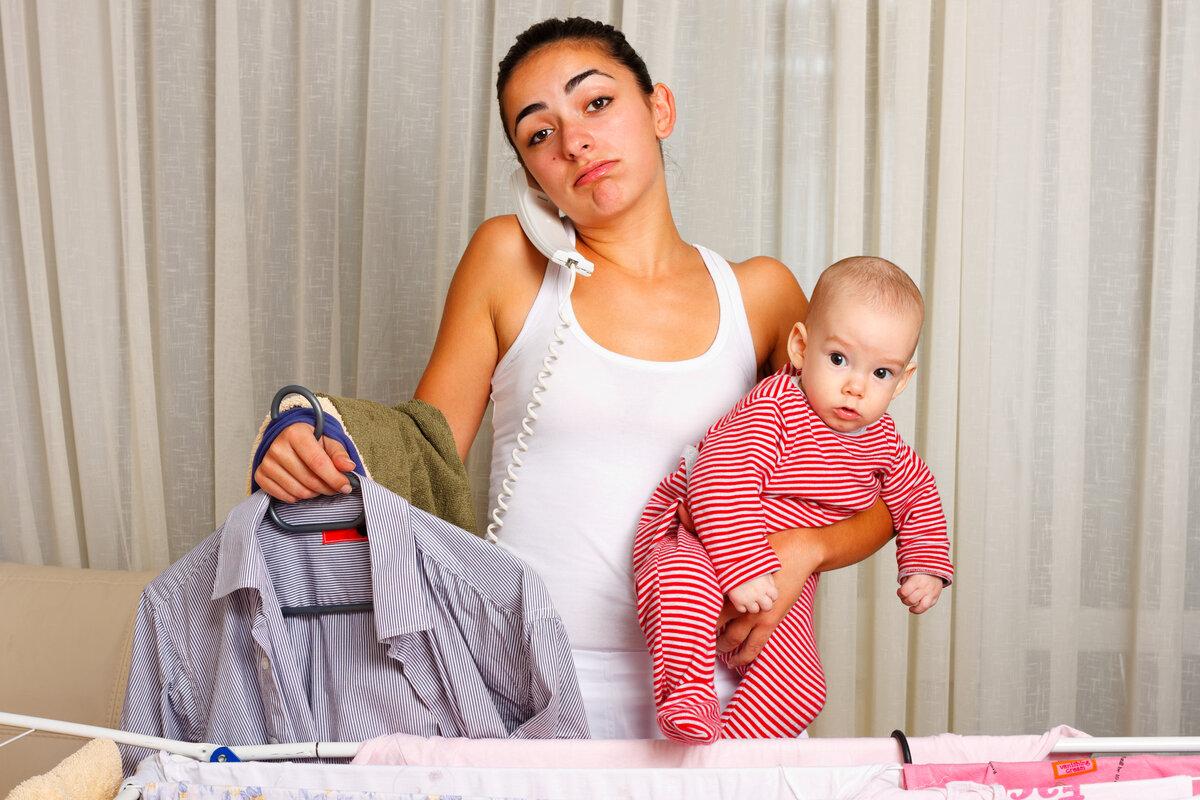 Успеть все: 15 лайфхаков, которые помогут маме сэкономить время