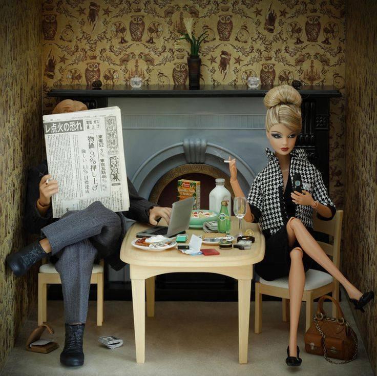 Какое отрицательное воздействие оказывают современные куклы на воспитание девочки