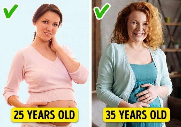 Семь мифов о беременности и родах