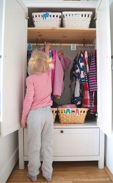 Хранение вещей в шкафу: 20 гениальных идей и лайф-хаков!