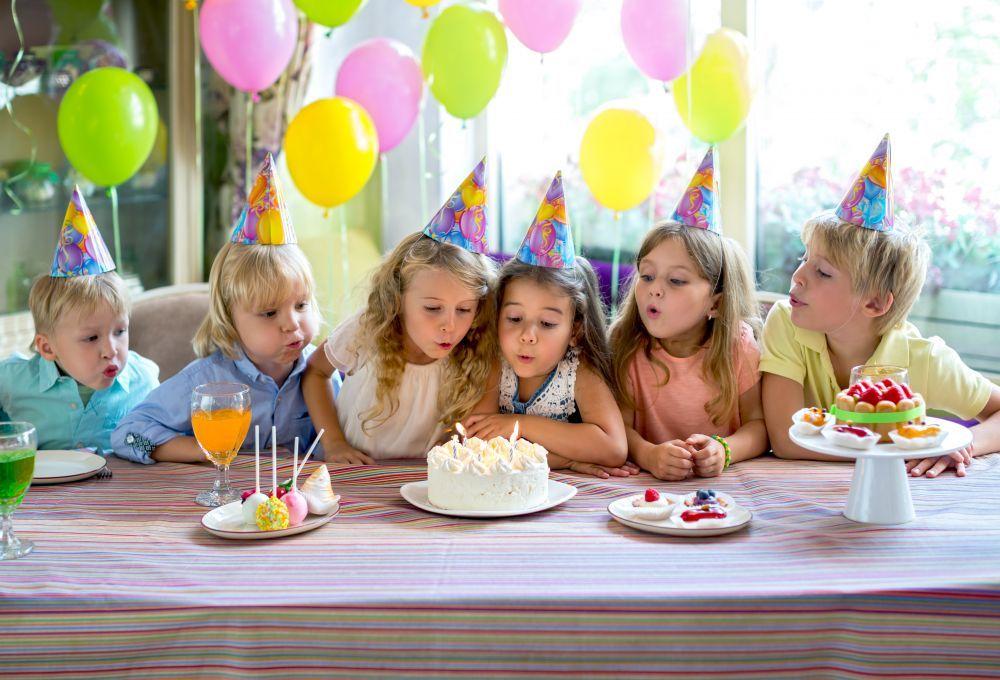 День рождения ребенка — 1 год!