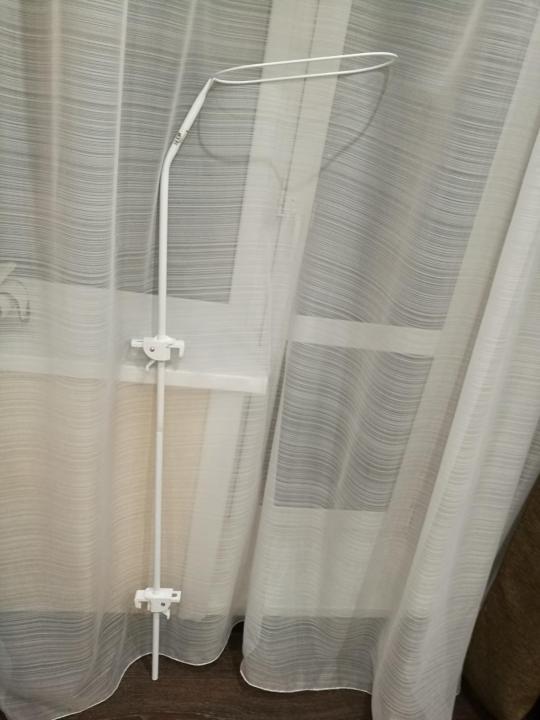 Как крепить балдахин на детскую кроватку: выбор места крепления, инструкции