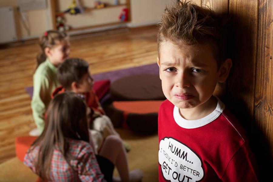 Третий — лишний: если с вашим ребенком не хотят дружить