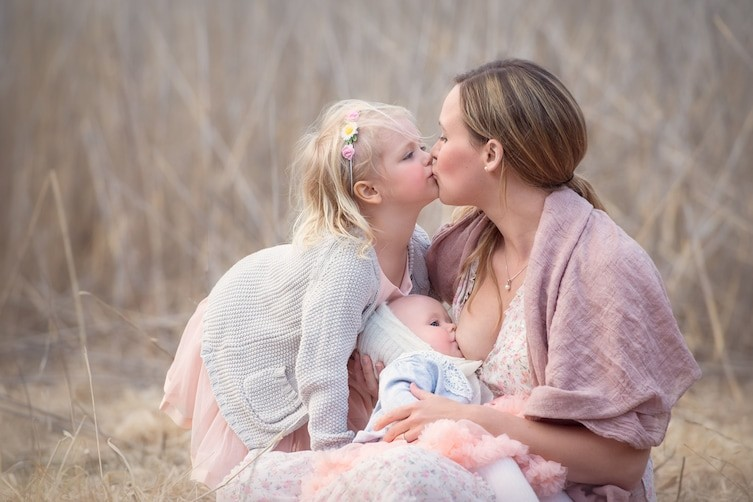 8 моментов, знакомых каждой кормящей матери