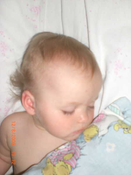 Когда меняются волосы у новорожденного