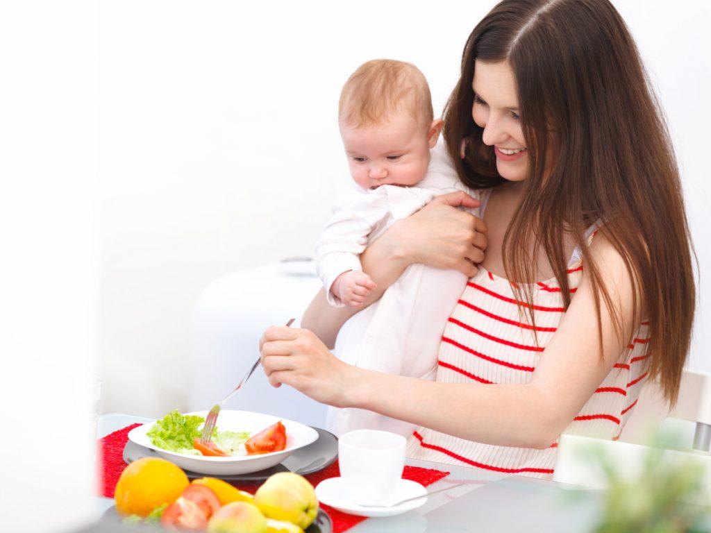Можно ли конфеты кормящей маме? | уроки для мам