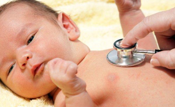 Сухой кашель у грудничка без температуры: лечение, чем лечить новорожденных