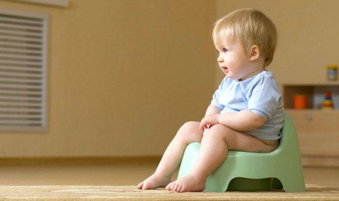 Ребёнок боится какать. что делать? как помочь? - развитие ребенка