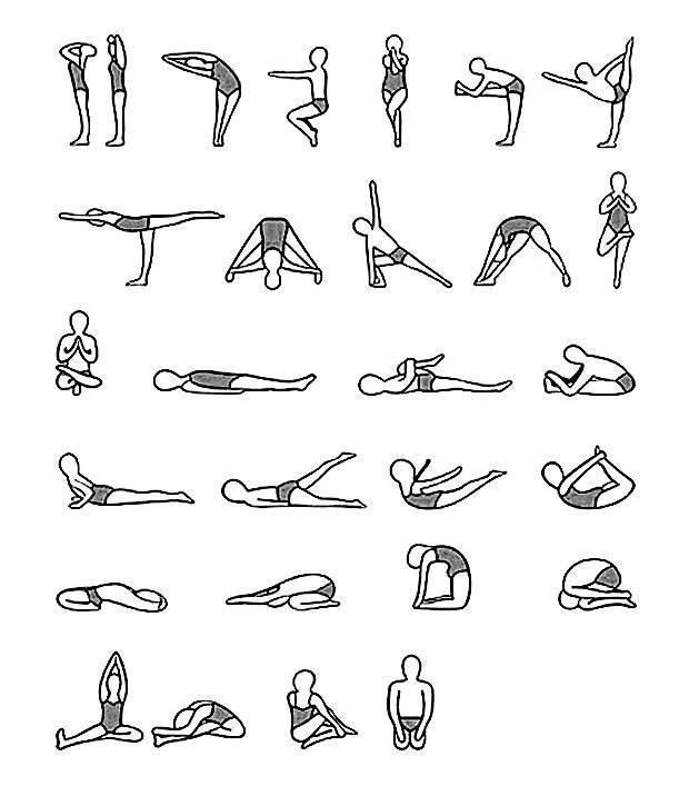 Лфк при сколиозе у детей, в том числе подростков: комплекс упражнений, гимнастика, зарядка, йога при различных степенях заболевания