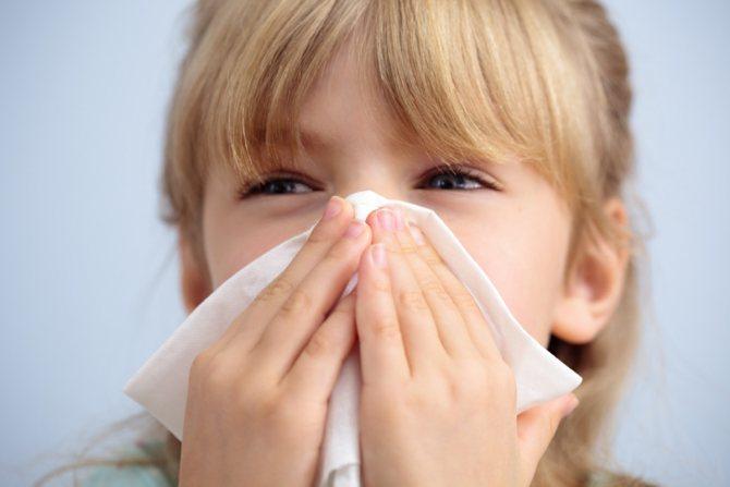 7 основных симптомов, которые говорят о гайморите у ребенка