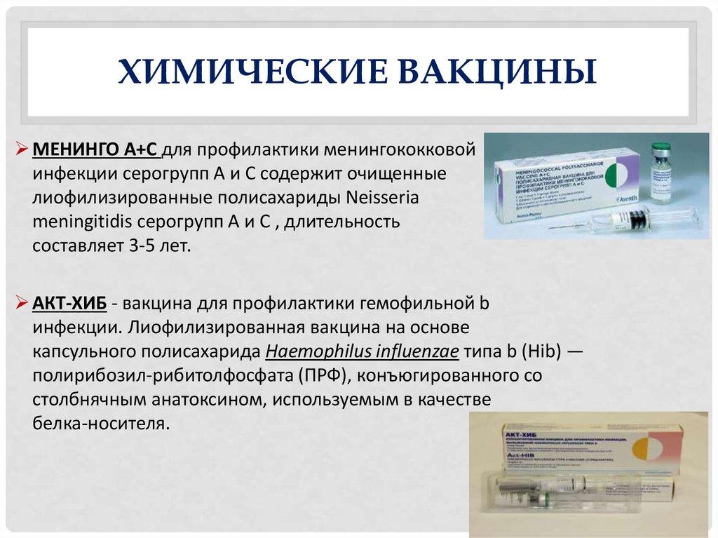 Прививка от менингита: в каких случаях проводится вакцинация