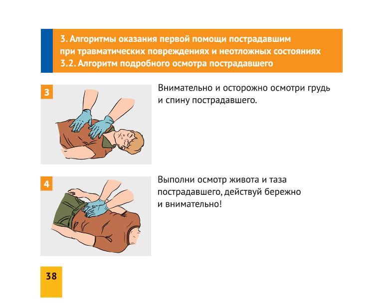 Первая помощь при ранениях - оказание медицинской услуги, виды