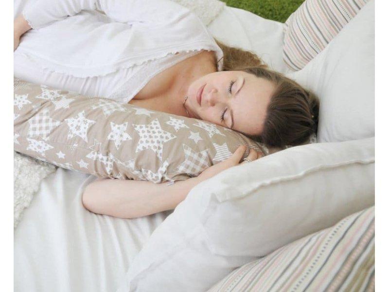 Как выбрать подушку для беременных - виды и характеристики