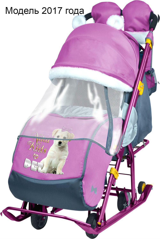 Детские санки-коляски: как выбрать, рейтинг лучших моделей