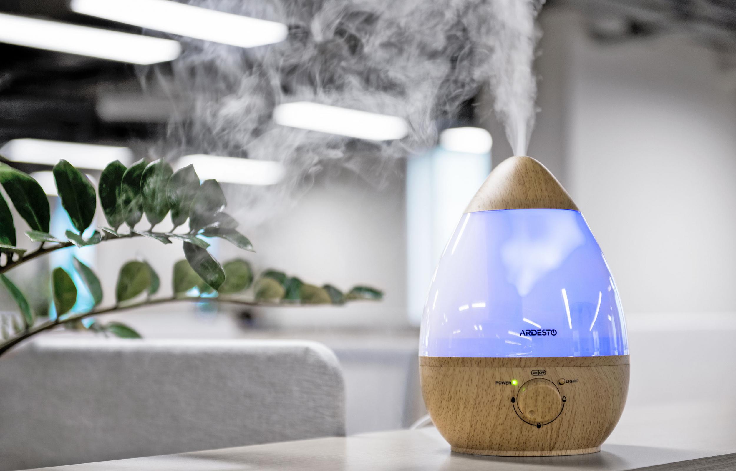 Топ 10 лучших увлажнителей воздуха до 5000 рублей по отзывам покупателей