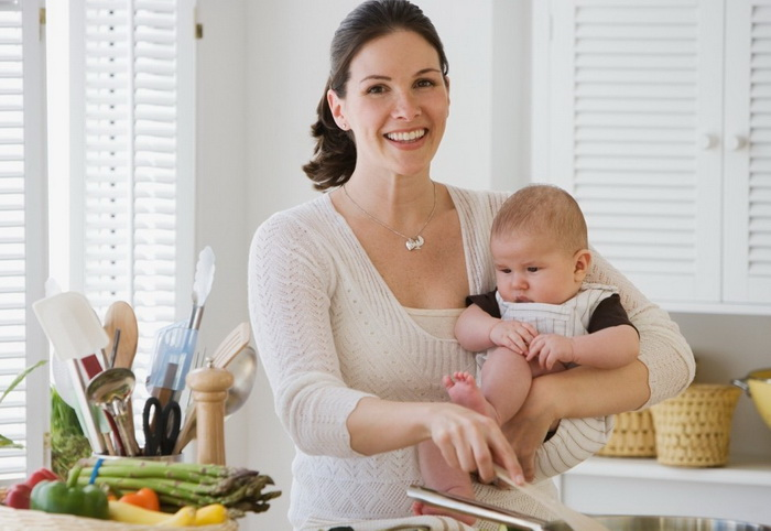 Как приготовить укропную воду в домашних условиях для кормящей мамы - ребенок