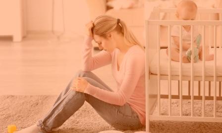 Усталость после родов: как справиться с сонливостью после родов? | yamama